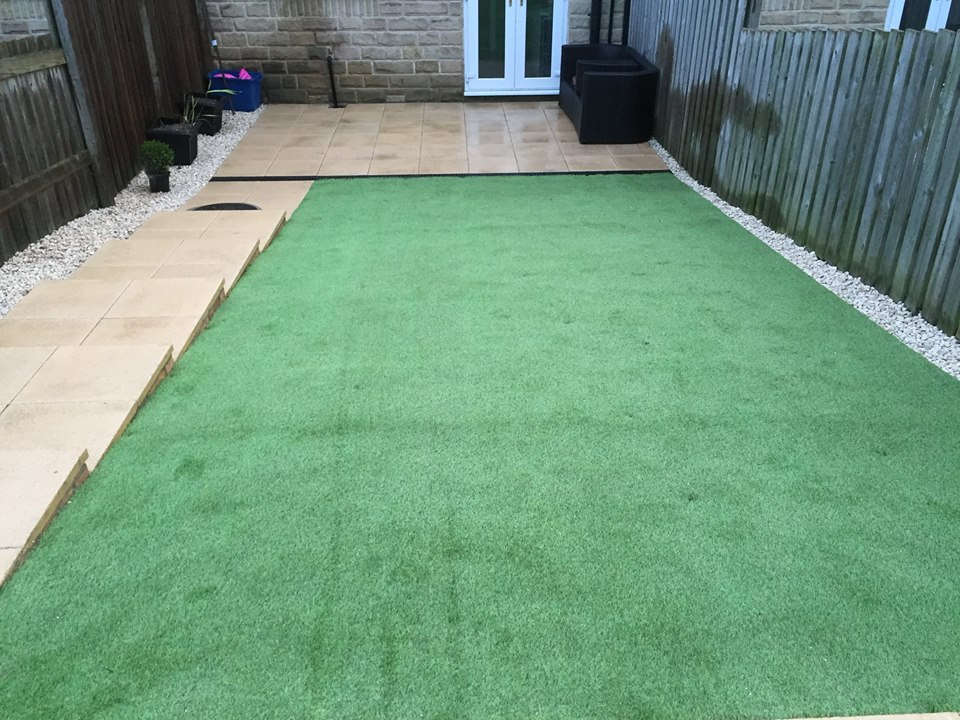 artificial lawn installation arnold